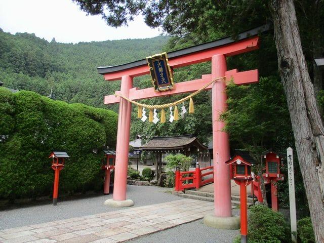 天河神社の神さまに呼ばれた日~過去世で吉野・天川村にいた
