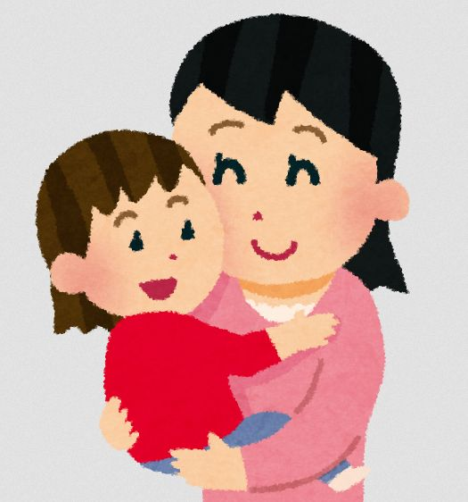 お母さんに抱っこされなかった無視(ネグレクト)世代~昭和39年~昭和60年生まれは暴力より悪い影響を受けている