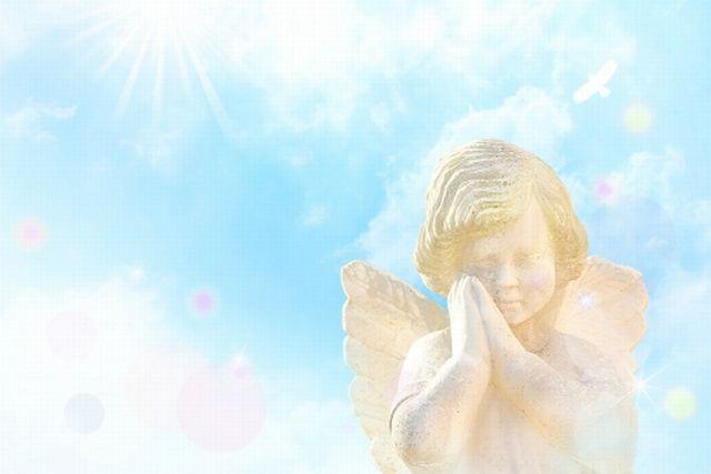 胎内記憶の「お空の上の雲」とは雲の神(天使)のこと