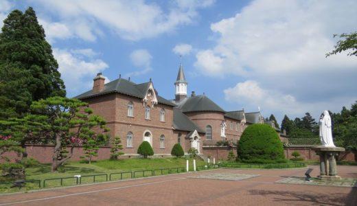 トラピスチヌ修道院~函館市にある日本初の女子修道院
