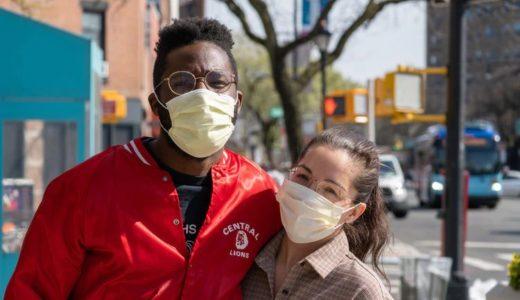 マスクかけぬ命知らず!スペイン風邪とコロナウイルスの広告は似ている